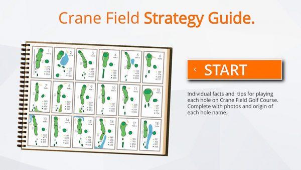 2019 Crane Course Strategy Guide Book 960