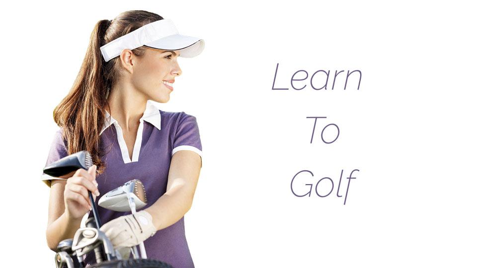 Learn Golf Girl