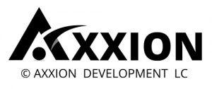 2016 Axxion Development bw logo