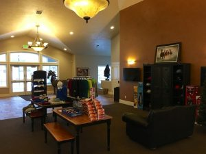 Remuda golf course clubhouse inside