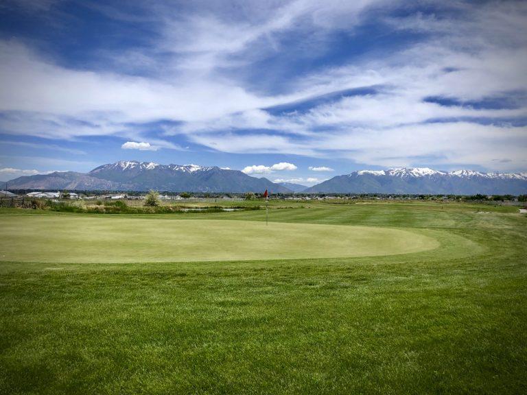 crane field golf course - 1