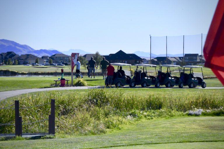 crane golf course - 1