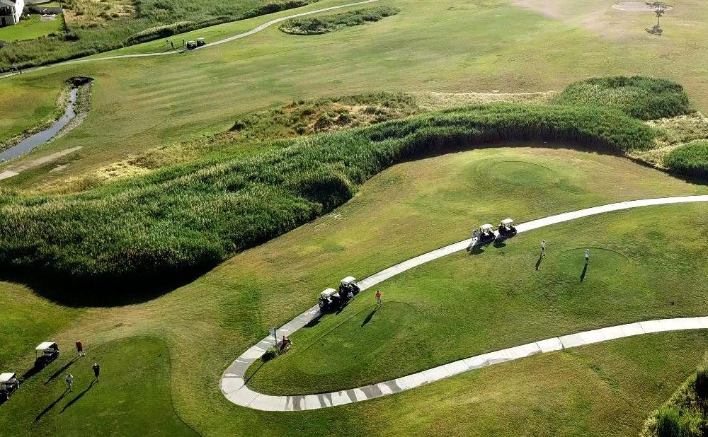 Clinton City Heritage Days Golf Scramble